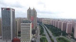 China Medical University city Shenyang video