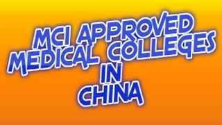 mci approved medical universities in china