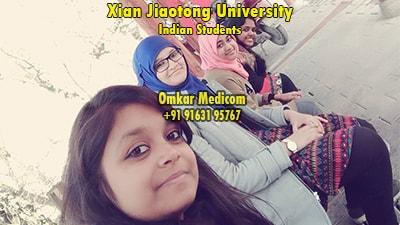 Xian Jiaotong University Campus 008