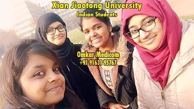 Xian Jiaotong University Campus 009
