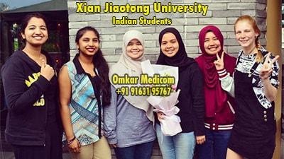 Xian Jiaotong University Campus 011