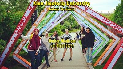 Xian Jiaotong University Campus 012