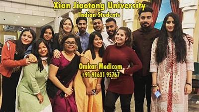 Xian Jiaotong University Campus 016
