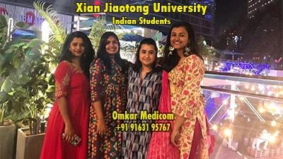 Xian Jiaotong University Campus 018