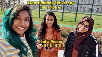 Xian Jiaotong University Campus 022