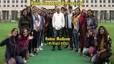Xian Jiaotong University Campus 034